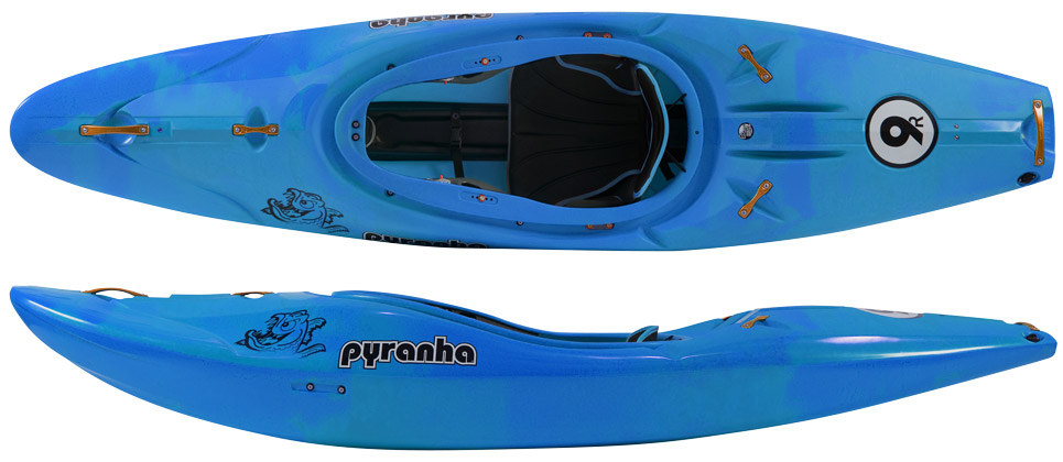Pyranha 9RII Blue Crush