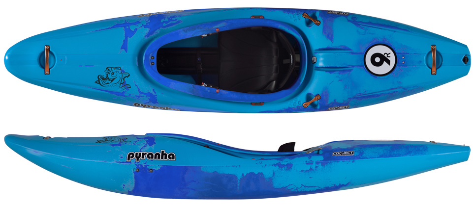 Pyranha 9R Blue Crush